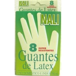 GUANTES DE LATEX TALLA PEQUEÑA